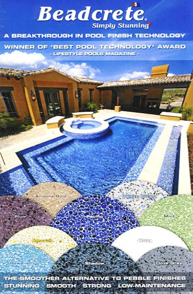 Pool Plaster Products